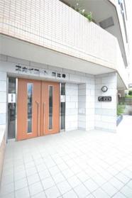 スカイコート恵比寿エントランス