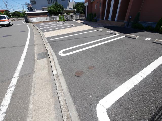 アクティブⅡ駐車場