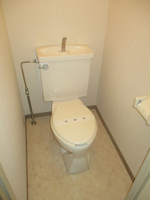 アーバンヒルズ峰岡トイレ