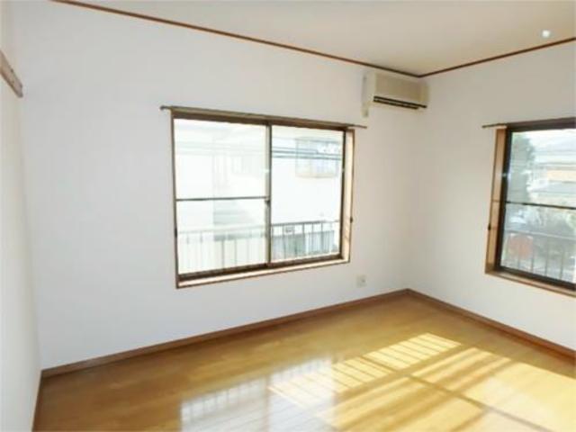 峰岸コーポ居室