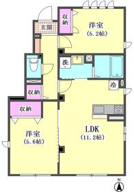 仮)カワバタメゾン 101号室