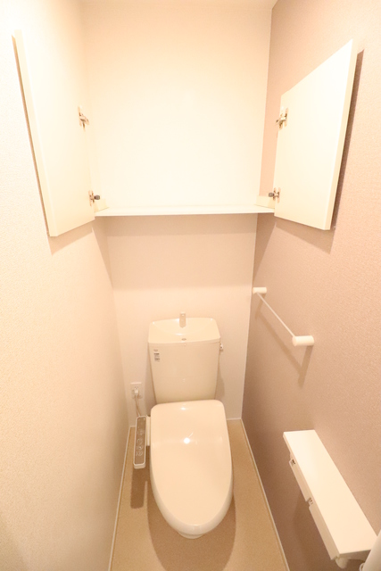 プラシード鎌倉トイレ