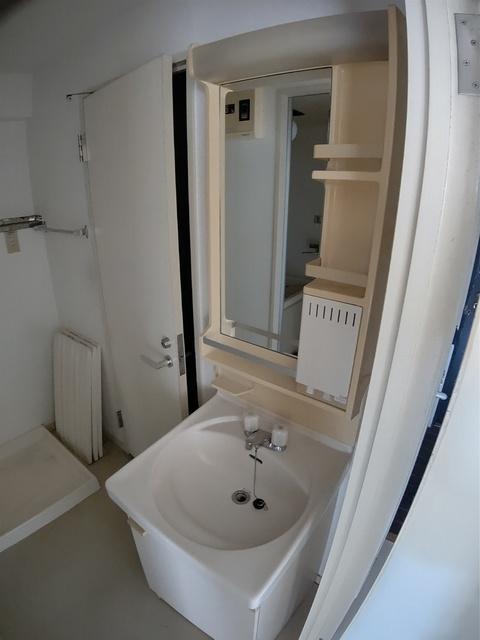 ピュアロイヤル洗面所