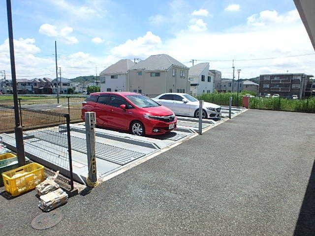 SeLene(セレン)駐車場