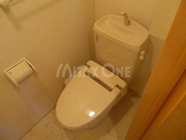 ヴェルピエールビー(ヴェルピエールB)トイレ