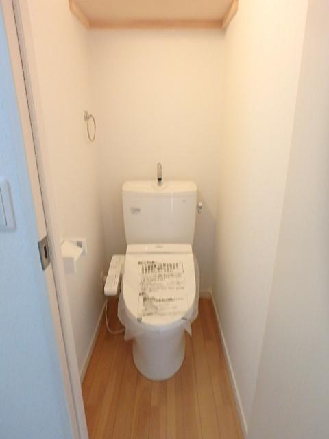 パークサイドかずみトイレ