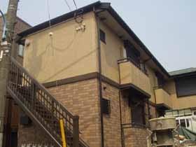 カーサ・シオンAの外観画像