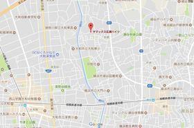 サマックス広瀬ハイツB案内図