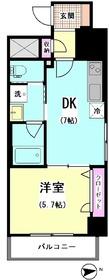 IZM戸越 602号室