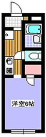 地下鉄成増駅 徒歩12分1階Fの間取り画像