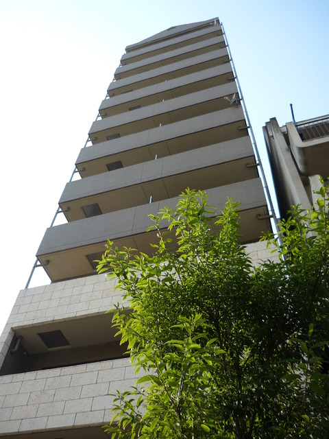 ミリオングランデ元赤坂ヒルズ1102号室外観