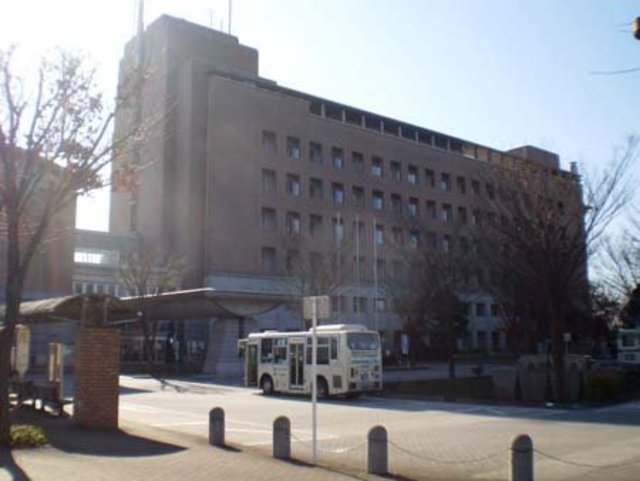 シトラスコート[周辺施設]役所