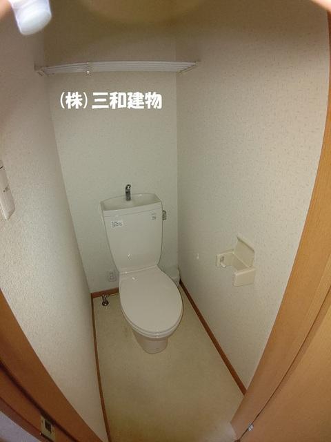 ブリリアK・Nトイレ