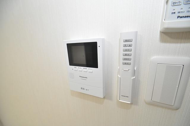 メゾンサンヴァレー TVモニターホンは必須ですね。扉は誰か確認してから開けて下さいね