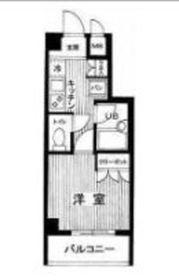 東白楽駅 徒歩13分2階Fの間取り画像