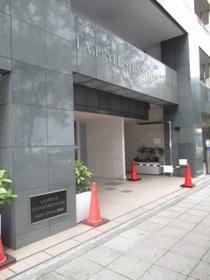 LA.PRYLE新横浜エントランス