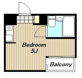 ライオンズマンション橋本第22階Fの間取り画像