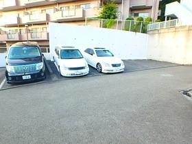エマーブル4駐車場