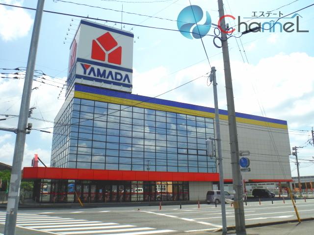 ヤマダ電機九州テックランド八女店