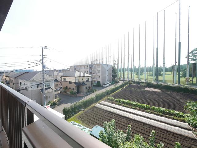 ガーデンハイム景色