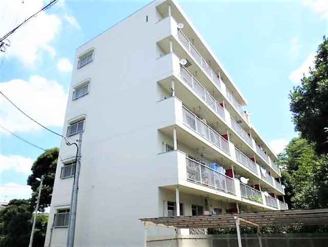 生田住宅1号棟の外観画像