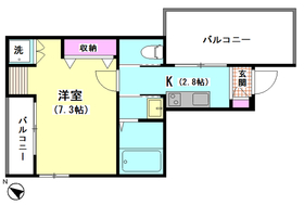 The Residence 田園調布 401号室