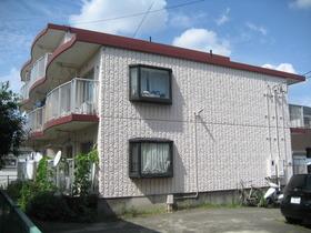 シャトー鶴ヶ峰A棟の外観画像