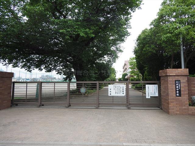 シェルブルー[周辺施設]中学校