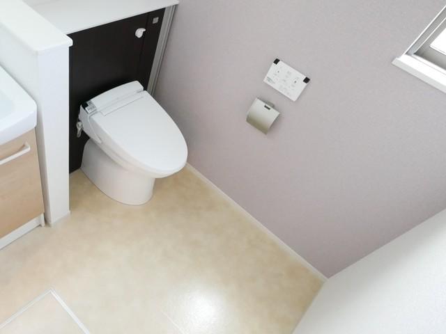 メゾンドソレイユトイレ