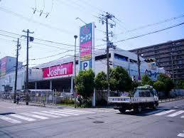 ローズガーデンCOMO ホームセンターコーナン平野加美北店