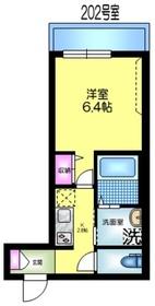 (仮称)亀戸5丁目メゾン2階Fの間取り画像