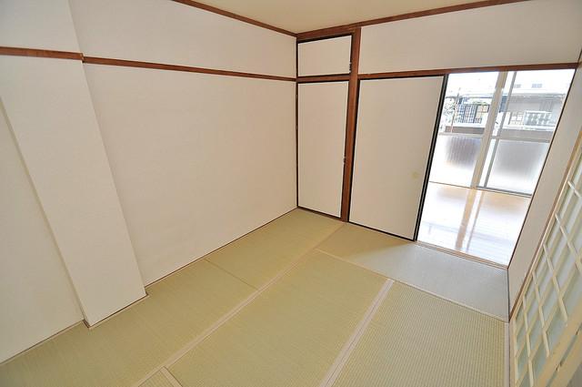 アメニティ深江橋 もうひとつのくつろぎの空間、和室も忘れてません。