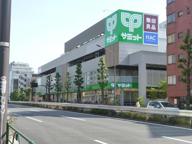 ヘーベルVillage世田谷桜丘[周辺施設]スーパー