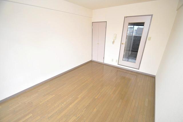 ジオ・グランデ高井田 解放感がある素敵なお部屋です。