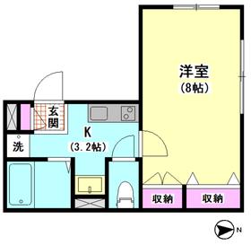 メゾン タテオト�U 101号室