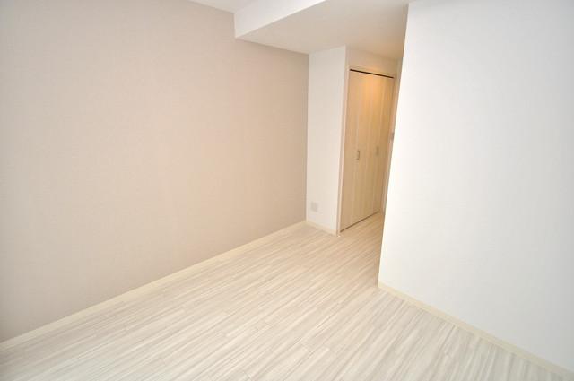 グランエクラ田島 ゆとりのあるベッドルームで快適な睡眠をとってくださいね。