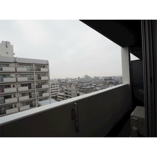 アジールコート新高円寺景色