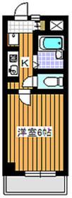 和光市駅 徒歩7分3階Fの間取り画像