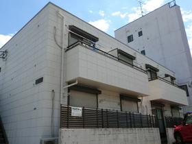 クレスト1 A棟の外観画像
