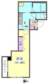 Arc en Ciel 戸越公園 302号室