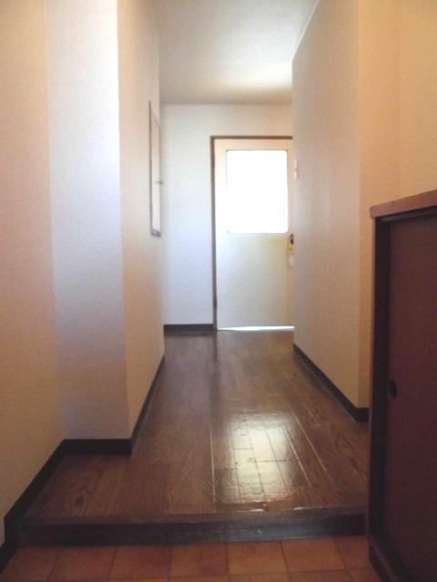カサベルダ三ツ境玄関