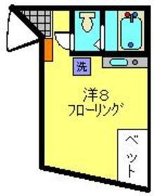 タマヤハウス2階Fの間取り画像