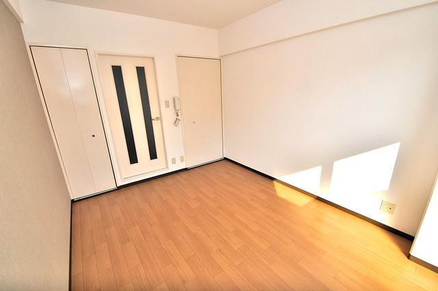 オークハイツ 外観との良いギャップが部屋の良さを引き立てています。