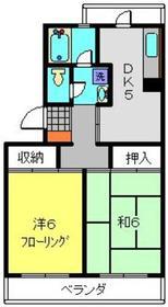 カーサクレモナ3階Fの間取り画像