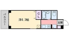 シーサイド松風6階Fの間取り画像