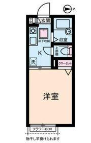 中村橋駅 徒歩9分1階Fの間取り画像