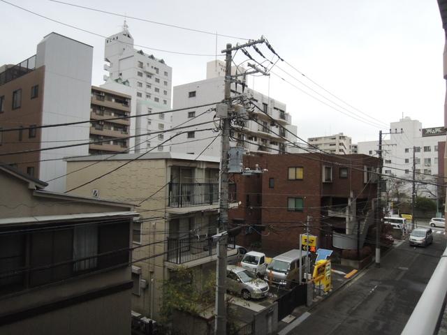スカイコート横浜平沼景色