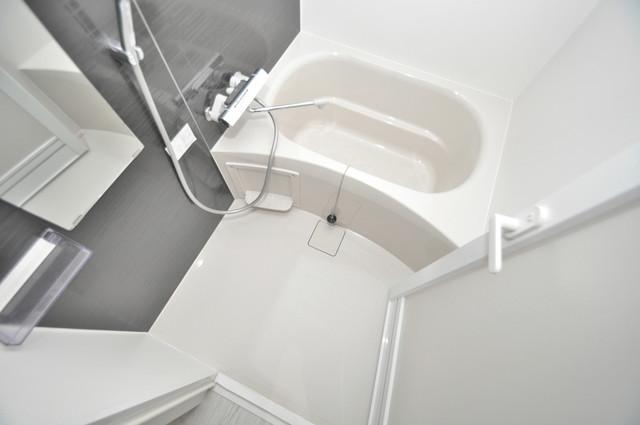 オリエンテム ちょうどいいサイズのお風呂です。お掃除も楽にできますよ。