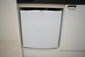 ミニ冷蔵庫、設備仕様要確認