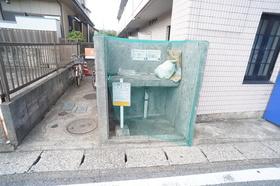 ★敷地内ゴミ置き場★